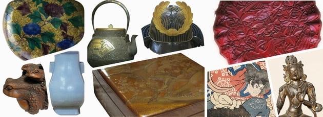 骨董品の買取