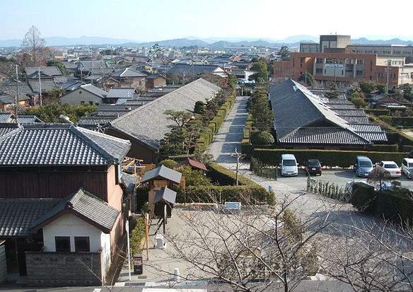 御城番屋敷(松坂市)