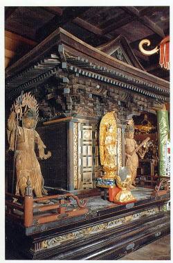 観福寺(東海市)