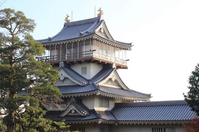 岩崎城歴史記念館(日進市)