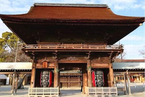 尾張大国霊神社(稲沢市)