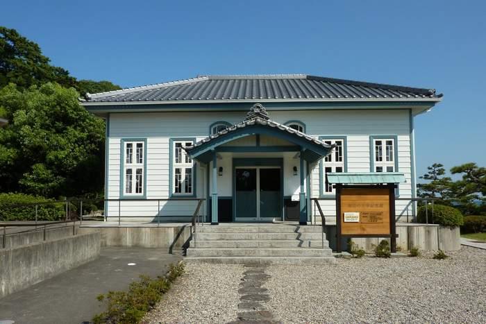 海辺の文学記念館(蒲郡市)