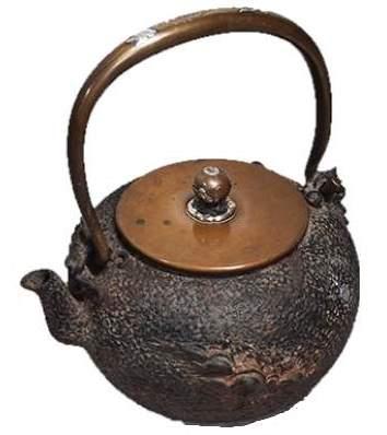 鉄瓶(茶道具)買取