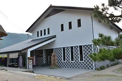 円空館(下呂市の野外博物館)