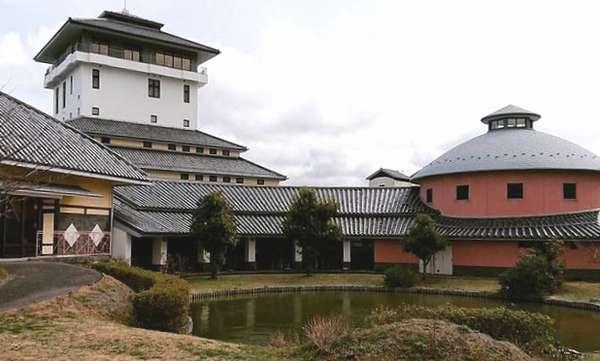 観峰館(東近江市の博物館)