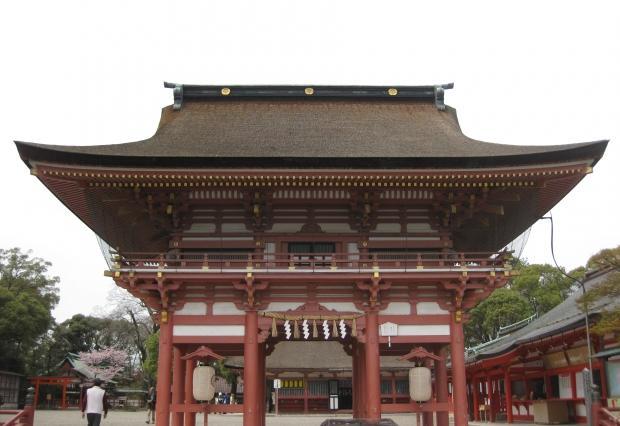津島神社(津島市)