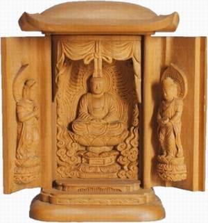 仏像(骨董品)買取