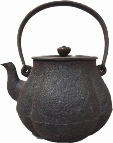 茶道具(鉄瓶)買取